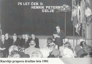 razvitje_prapora_druzine_leta_1981